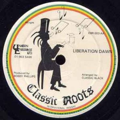 Classic Black - End Of The Line / Liberation Dawn