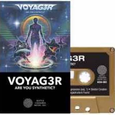 Voyag3r - Are You Synthetic?