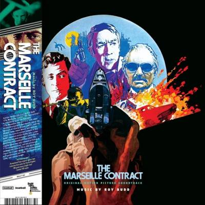 Roy Budd - The Marseille Contract (Original Motion Picture Soundtrack)