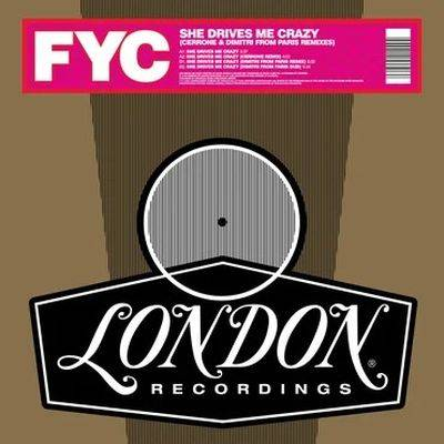 Fine Young Cannibals feat. Cerrone & Dimitri From Paris - She Drives Me Crazy