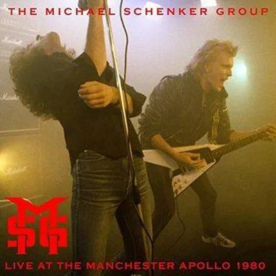 Michael Schenker Group - Live at the Manchester Apollo 1980