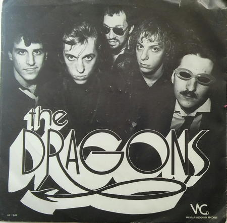 The Dragons - Surfin' Again / Neutralize
