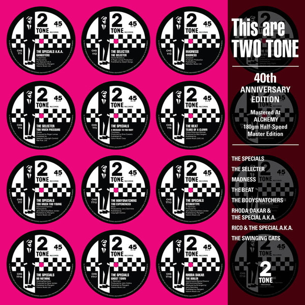 Various - This Are Two Tone