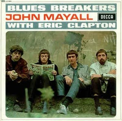 John Mayall with Eric Clapton - Blues Br